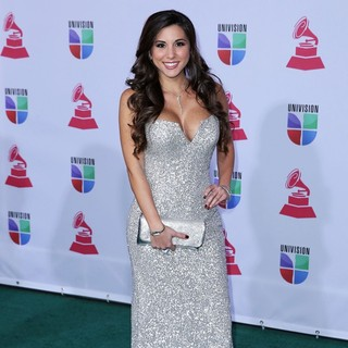 Alexandra Olavarria in 13th Annual Latin Grammy Awards - Arrivals