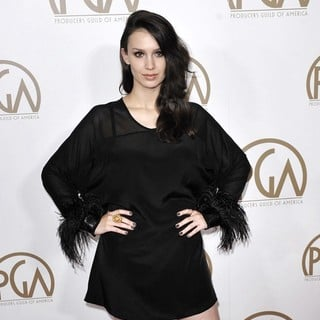 Alexandra Von Renner in 24th Annual Producers Guild Awards - Arrivals
