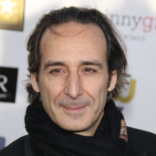 Alexandre Desplat in 18th Annual Critics' Choice Movie Awards