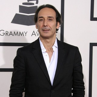 Alexandre Desplat in The 56th Annual GRAMMY Awards - Arrivals