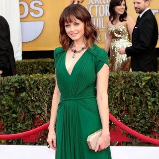 Alexis Bledel in 19th Annual Screen Actors Guild Awards - Arrivals