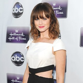Alexis Bledel in Los Angeles Premiere of Remember Sunday