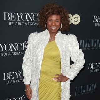 Alexis Houston in Beyonce: Life Is But a Dream New York Premiere