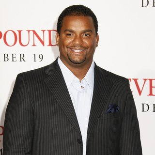 Alfonso Ribeiro in Los Angeles Premiere of Seven Pounds
