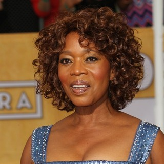 Alfre Woodard in The 20th Annual Screen Actors Guild Awards - Arrivals