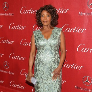 Alfre Woodard in 25th Anniversary Palm Springs International Film Festival - Arrivals