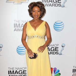 Alfre Woodard in The 44th NAACP Image Awards