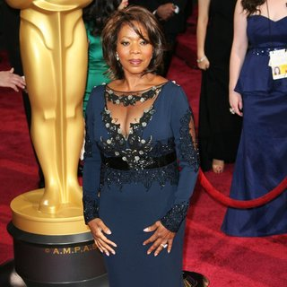 Alfre Woodard in The 86th Annual Oscars - Red Carpet Arrivals