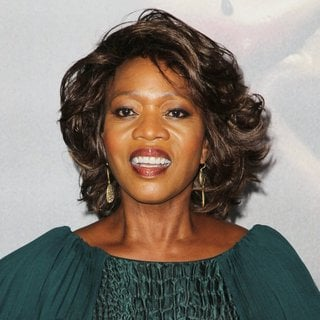 Alfre Woodard in Premiere of Annabelle - Arrivals