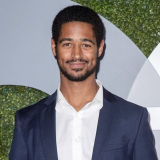 Alfred Enoch-GQ Men of The Year Party 2016 - Arrivals