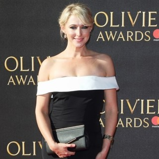 Ali Bastian in The Olivier Awards 2017 - Arrivals