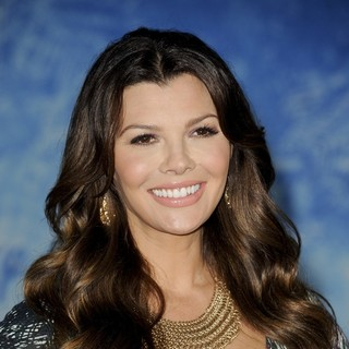 Ali Landry in Film Premiere Frozen