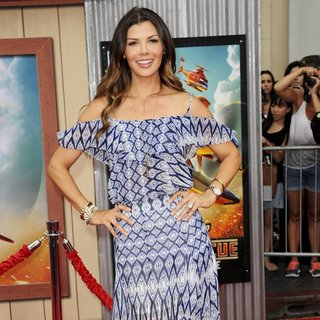 Ali Landry - Film Premiere Planes: Fire and Rescue