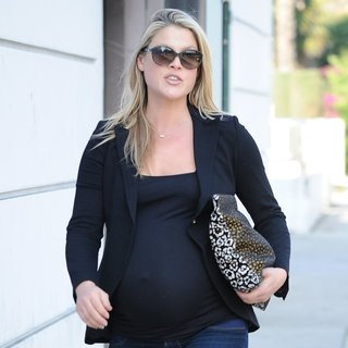 Ali Larter Out and About in West Hollywood