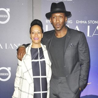 Amatus Ali, Mahershala Ali in La La Land Los Angeles Premiere