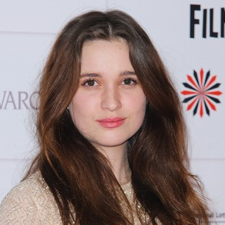 Alice Englert in British Independent Film Awards 2012 - Arrivals