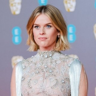 Alice Eve in The EE British Academy Film Awards 2020 - Arrivals