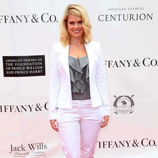 Alice Eve in The Foundation Polo Challenge - Arrivals