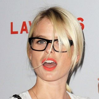 Alice Eve in The Premiere of Lawless
