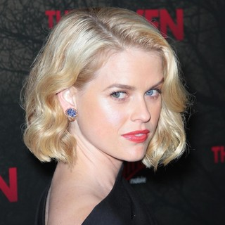 Alice Eve in Special Screening of Relativity Media's The Raven - Arrivals