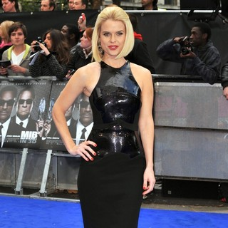 Alice Eve in Men in Black 3 - UK Film Premiere - Arrivals
