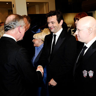 Prince Charles, Michael Sheen, Matt Lucas in 'Alice in Wonderland' UK Premiere - Arrivals