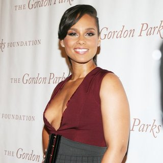 Alicia Keys - The 2014 Gordon Parks Foundation Awards Dinner and Auction