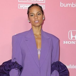 Alicia Keys in 2019 Billboard Women in Music - Arrivals