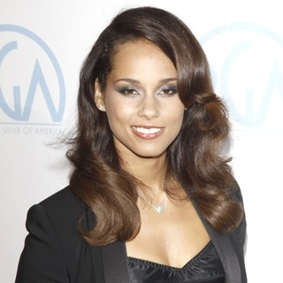 Alicia Keys in The 23rd Annual Producers Guild Awards - Arrivals