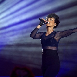 Alicia Keys in The 2013 40 Principales Awards - Show