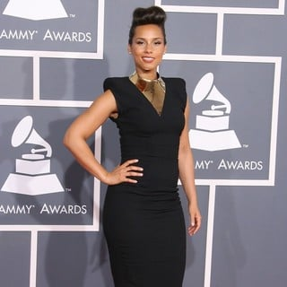 Alicia Keys in 54th Annual GRAMMY Awards - Arrivals