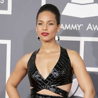 Alicia Keys in 55th Annual GRAMMY Awards - Arrivals