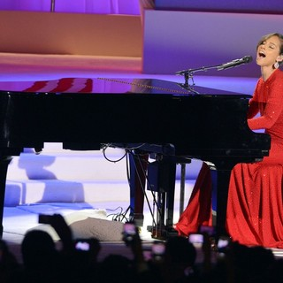 Alicia Keys in The Inaugural Ball