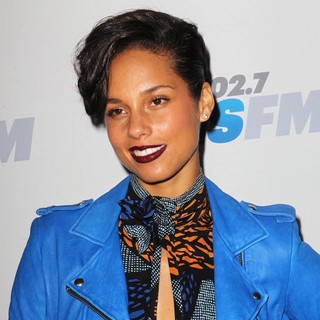 Alicia Keys in KIIS FM's 2012 Jingle Ball - Night 2 - Arrivals