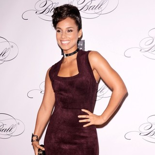 Alicia Keys - Keep A Child Alive's Black Ball 2012 - Arrivals