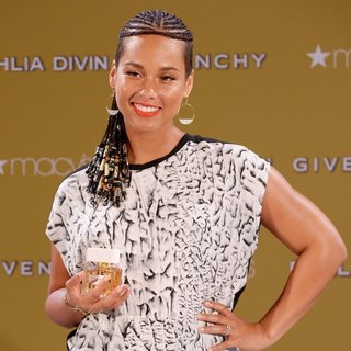 The Launch of Givenchy's Fragrance Dahlia Divin