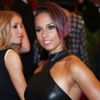 Alicia Keys - PUNK: Chaos to Couture Costume Institute Gala