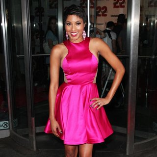 Alicia Quarles in New York Premiere of 22 Jump Street