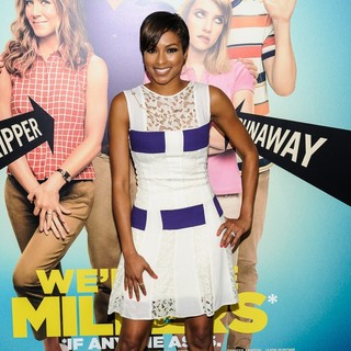 We're the Millers World Premiere - alicia-quarles-premiere-we-re-the-millers-01