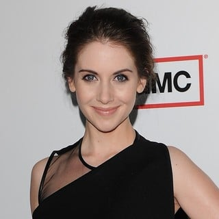 Alison Brie in AMC's Mad Men - Season 6 Premiere - alison-brie-premiere-mad-men-season-6-02
