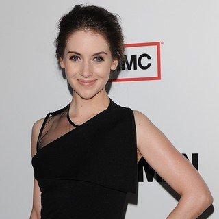 Alison Brie in AMC's Mad Men - Season 6 Premiere - alison-brie-premiere-mad-men-season-6-03