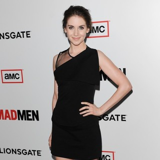 Alison Brie in AMC's Mad Men - Season 6 Premiere