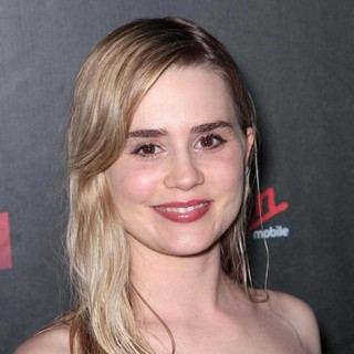 Alison Lohman in Special Screening of Relativity Media's The Raven - Arrivals