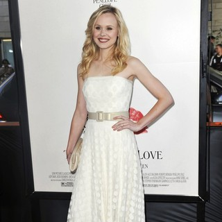 Alison Pill in 2012 Los Angeles Film Festival -  To Rome with Love
