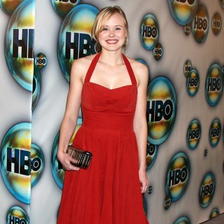 Alison Pill in The 69th Annual Golden Globe Awards HBO After Party