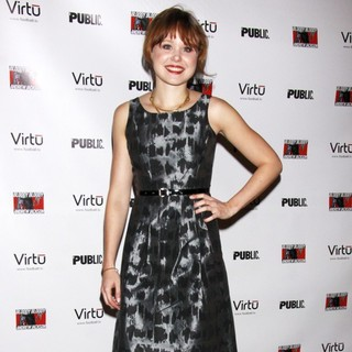 Alison Pill in Opening Night of The Broadway Musical Production of Bloody Bloody Andrew Jackson - Arrivals