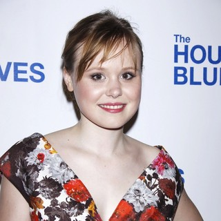 Alison Pill in Opening Night After Party for The Broadway Production of The House of Blue Leaves