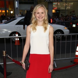 Alison Pill in Premiere of The Third Season of HBO's Series Game of Thrones - Arrivals