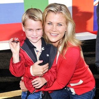 Alison Sweeney in The Los Angeles Premiere of Cars 2 - Arrivals - alison-sweeney-premiere-cars-2-01