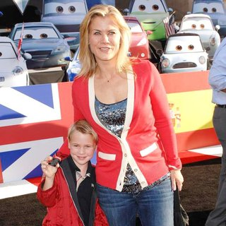 Alison Sweeney in The Los Angeles Premiere of Cars 2 - Arrivals - alison-sweeney-premiere-cars-2-02